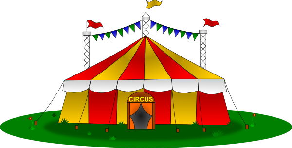 600x304 Free Carnival Clipart Image