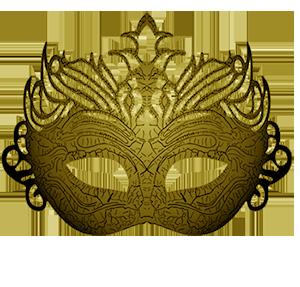 300x287 Mask Png Transparent Images