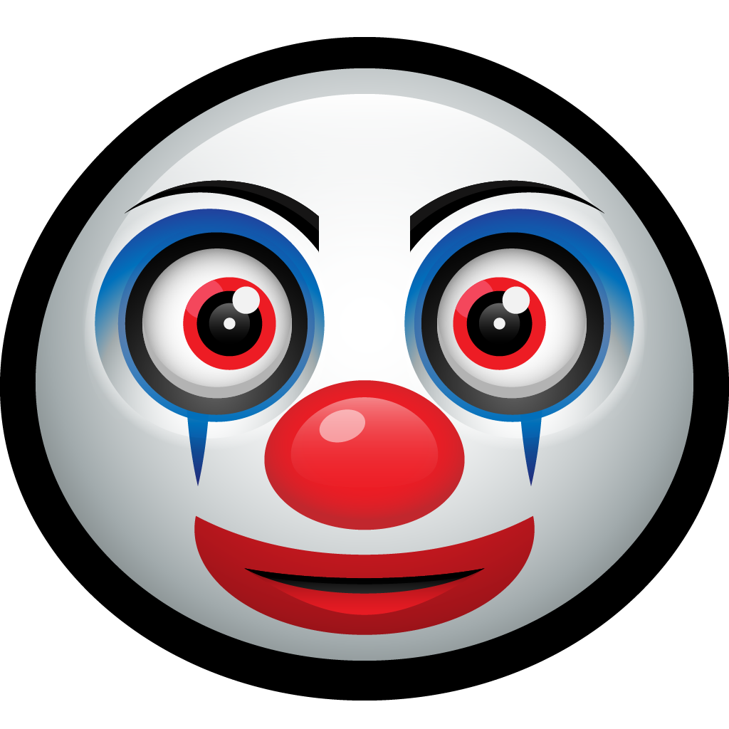 1024x1024 Carnival, Clown, Funny, Happy, Mask, Pennywise Icon Icon Search