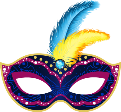 400x372 Carnival Mask Png Transparent Images Png All
