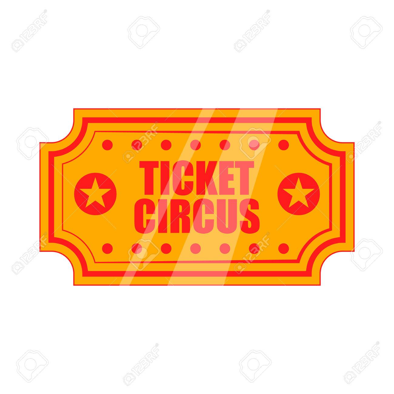 1300x1300 Circus Clipart Circus Ticket