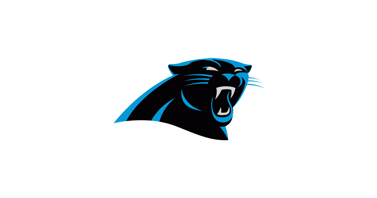 Current image intended for carolina panthers printable logo