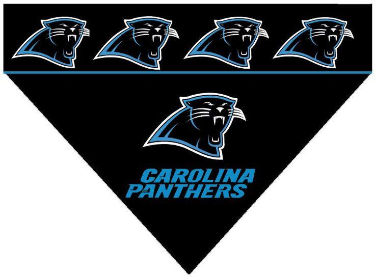 Carolina Panther Paw Print