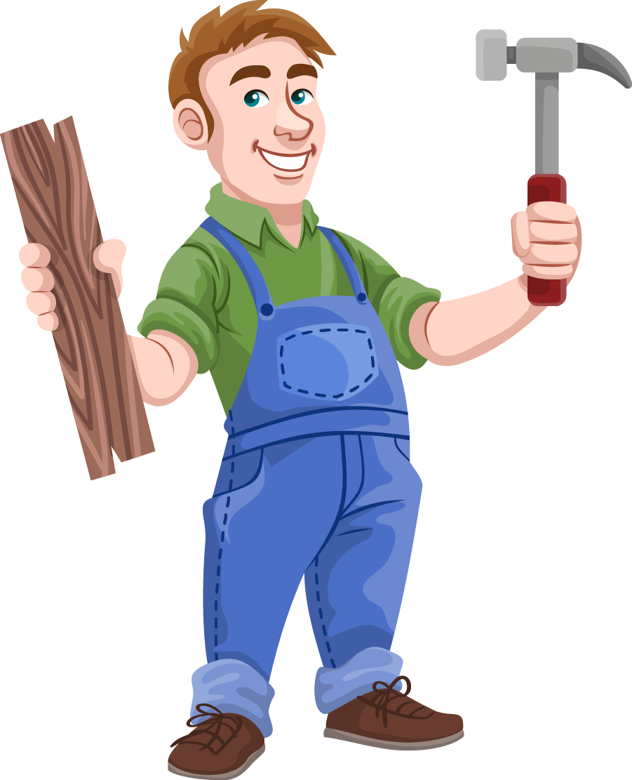 901x1111 Free To Use Amp Public Domain Carpenter Clip Art