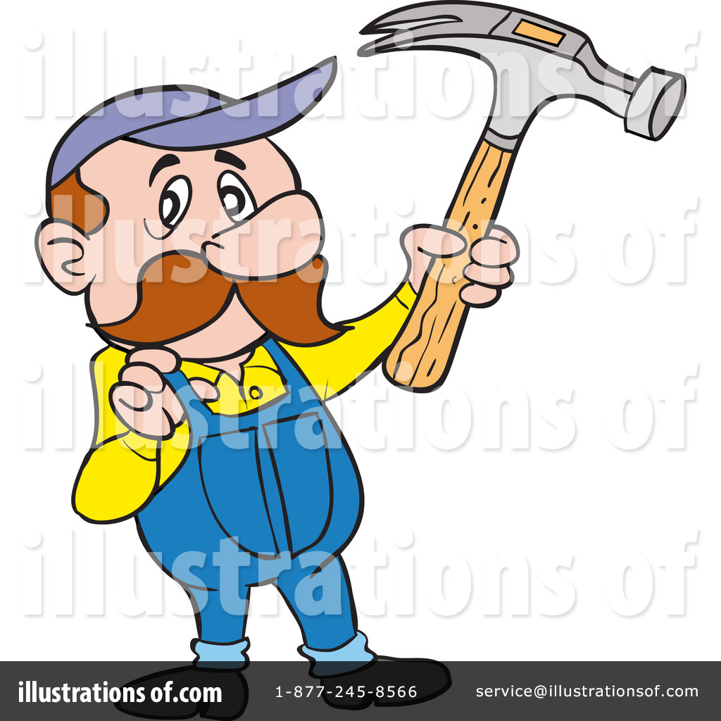 1024x1024 Carpenter Clipart