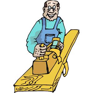 300x300 Carpenter 01 Clipart, Cliparts Of Carpenter 01 Free Download (Wmf
