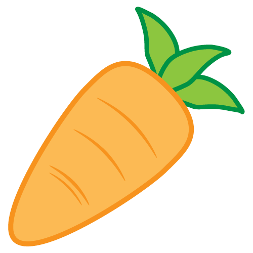 Carrot Clipart Black And White Free Download Best Carrot Clipart