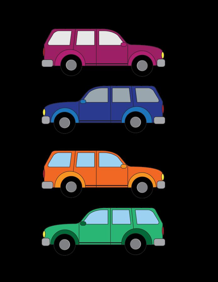 695x900 Cars Free Car Clip Art
