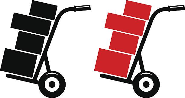 612x326 Cart Clipart Hand Cart