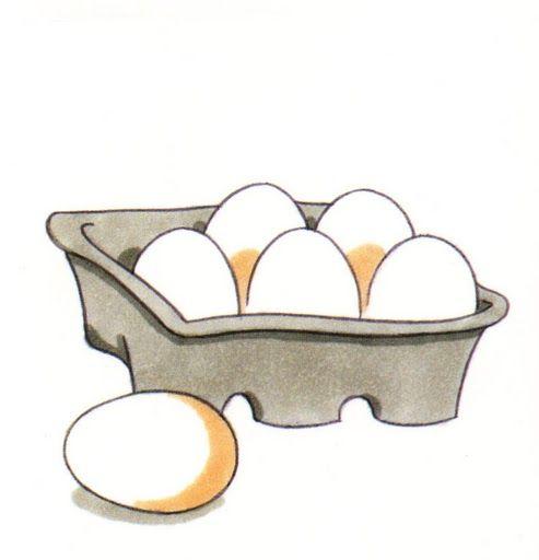 493x512 297 Best Eggs Illustrations Images Watercolor Art