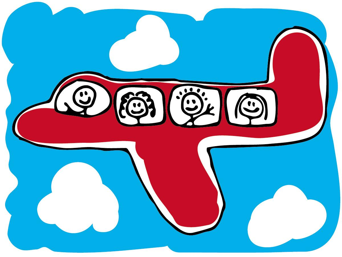 Cartoon Airaplane