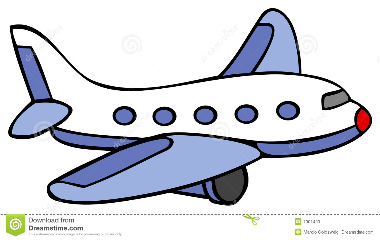 1300x823 Drawn Airplane Cartoon