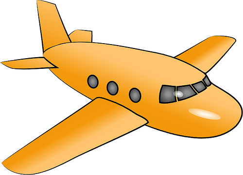 500x361 Graphics For Cartoon Airplane Graphics