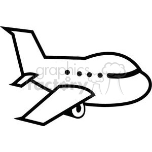 300x300 Royalty Free Royalty Free Airplane Flying 379826 Vector Clip Art