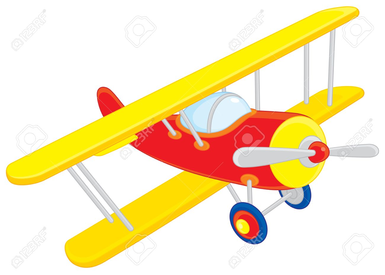 1300x928 Airplane Clipart Toy Plane