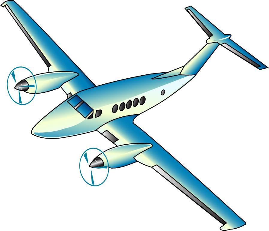 Cartoon Airplane Clipart | Free download on ClipArtMag