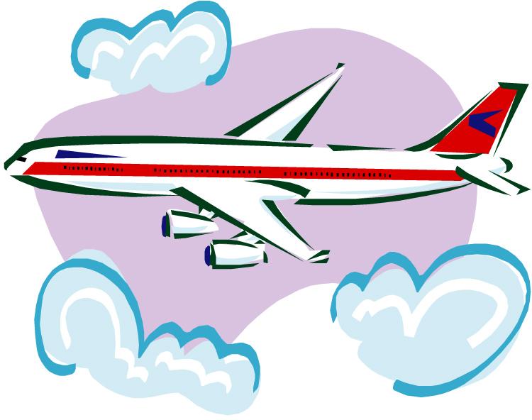 Cartoon Airplane Image