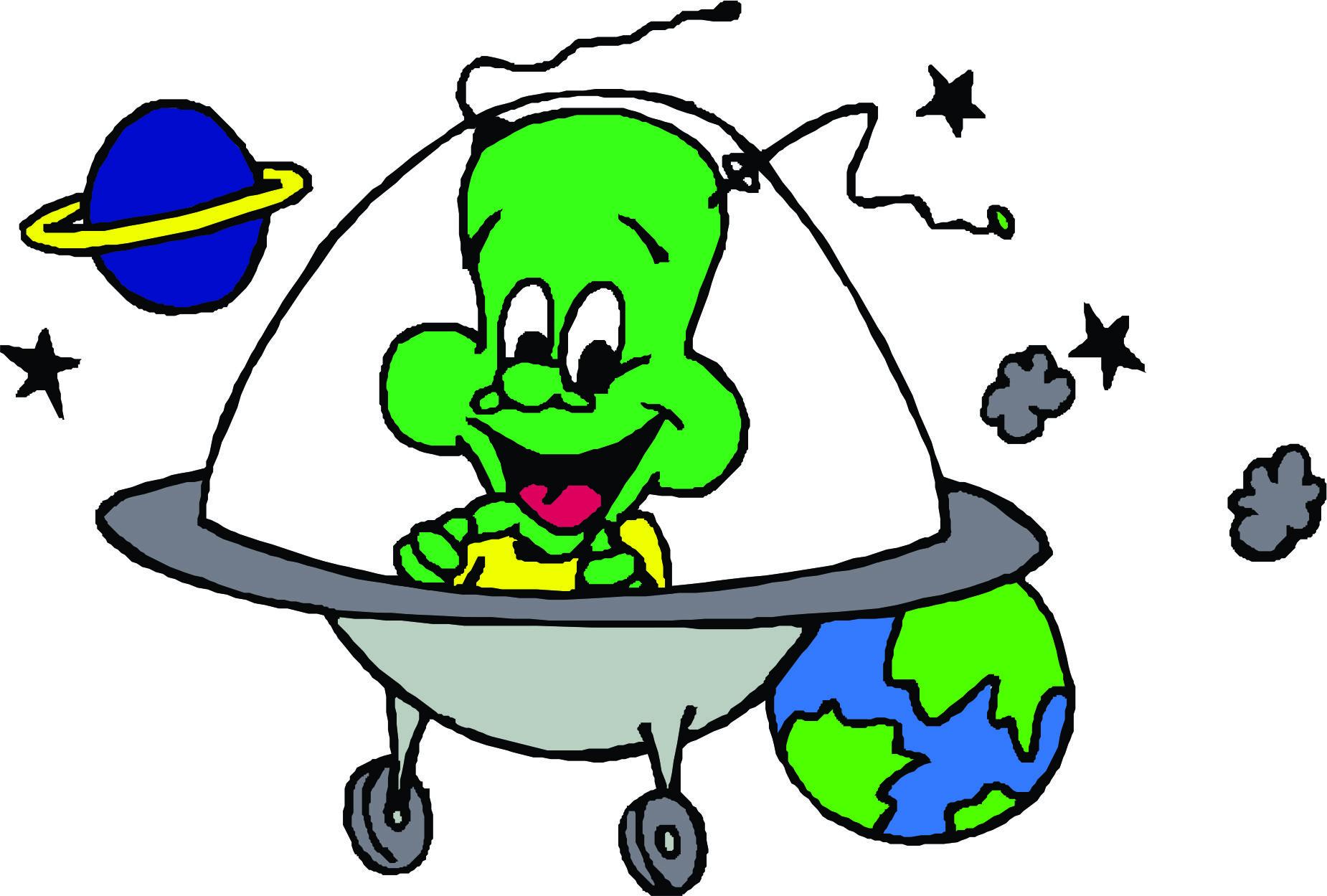 1850x1249 Alien Clipart Space Shuttle