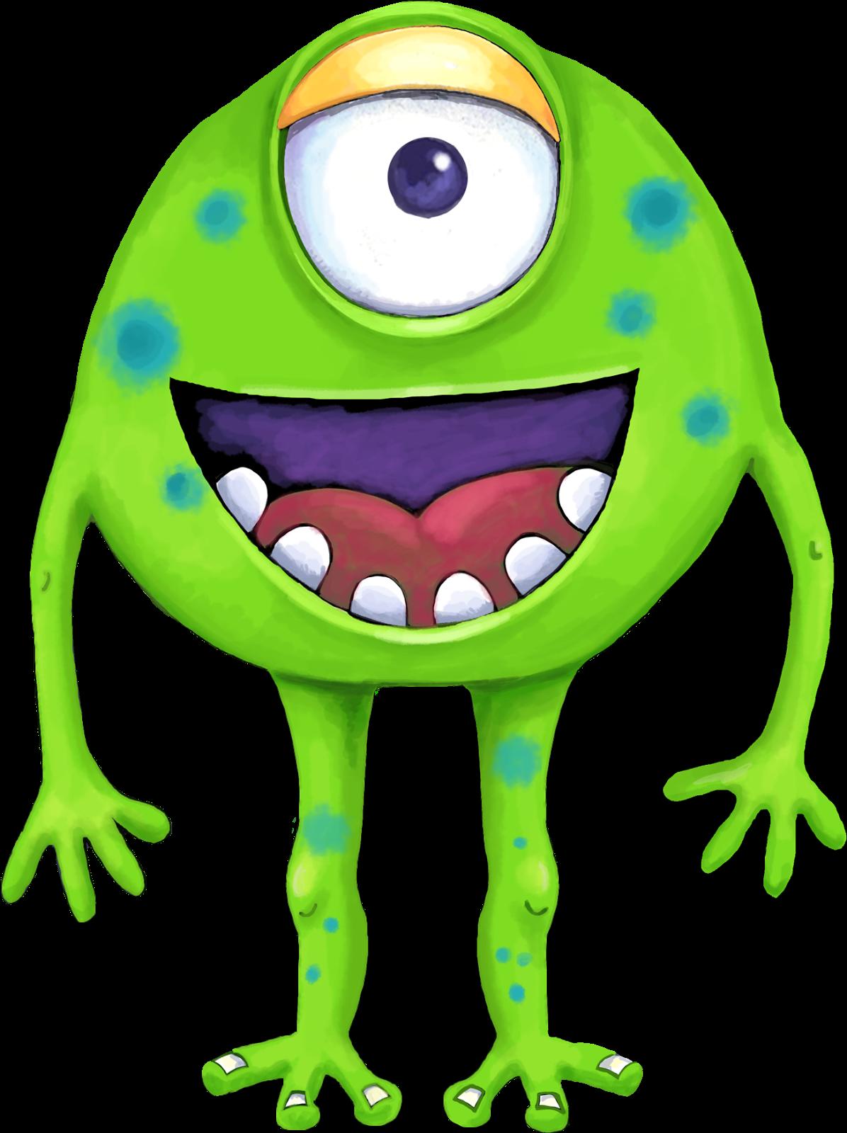 1196x1600 Your Free Art Cute Blue, Purple And Green Cartoon Alien Monsters