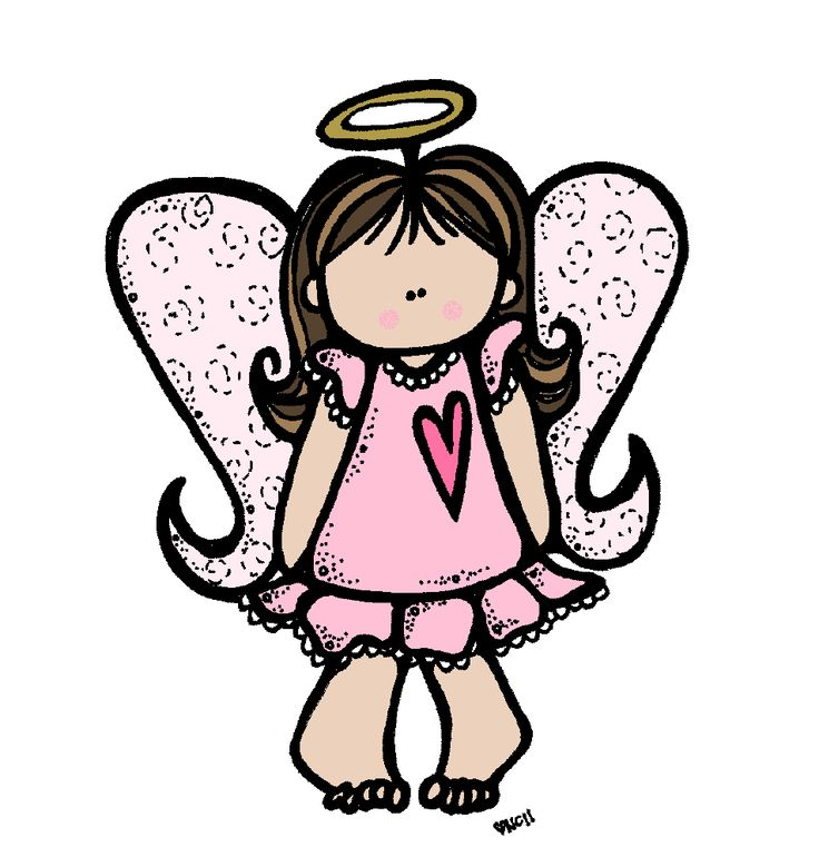 Cartoon Angel Clipart