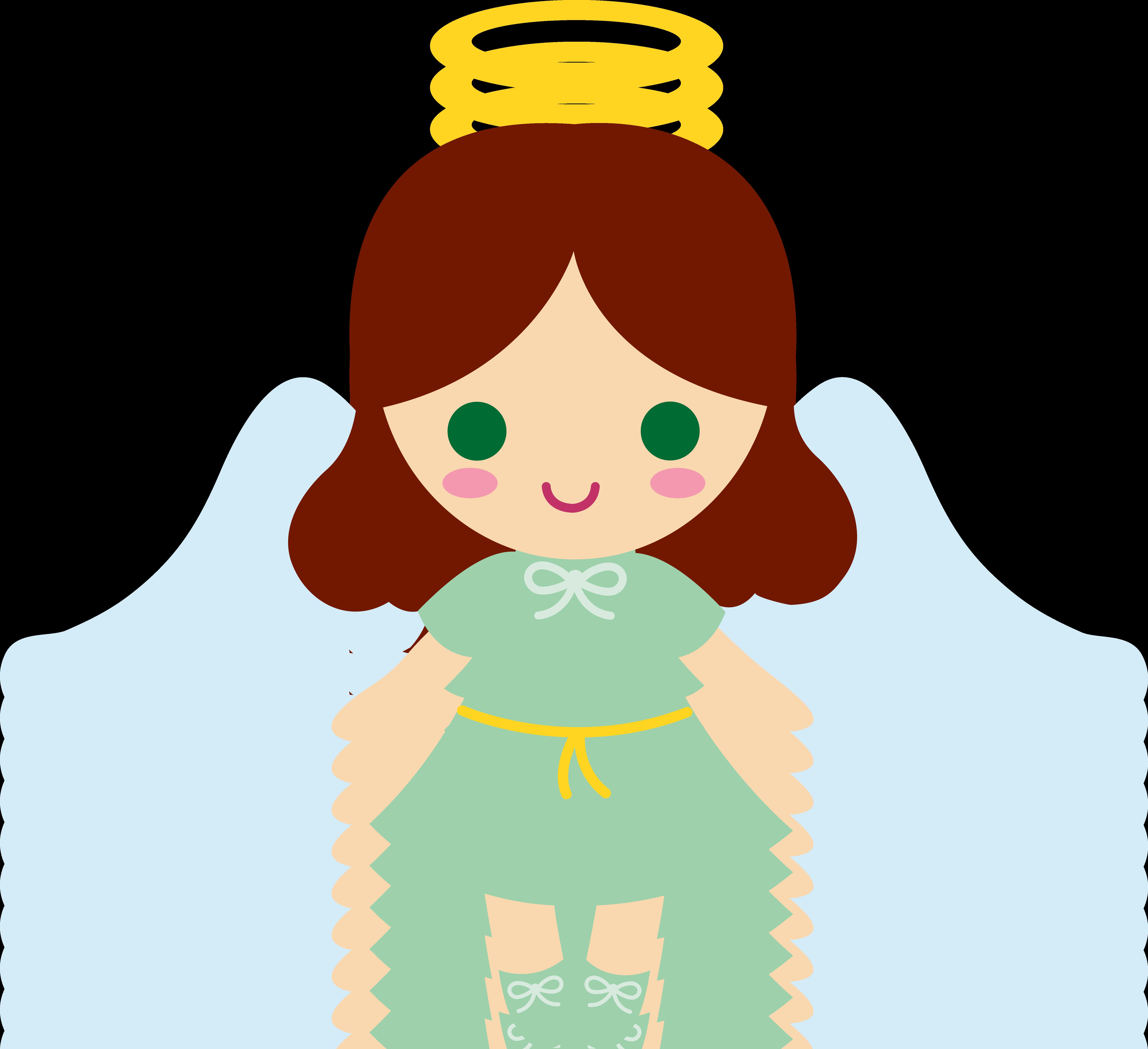 5999x5483 Little Angel With Auburn Hair