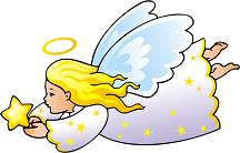 216x138 Angel Clipart Clipartmonk