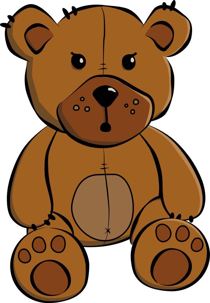736x1058 Brown Eyes Clipart Cartoon Bear