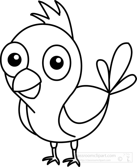 452x550 Black And White Animal Clipart
