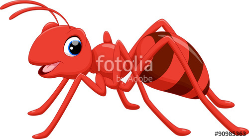 500x279 Ant Cartoon Stock Image And Royalty Free Vector Files On Fotolia