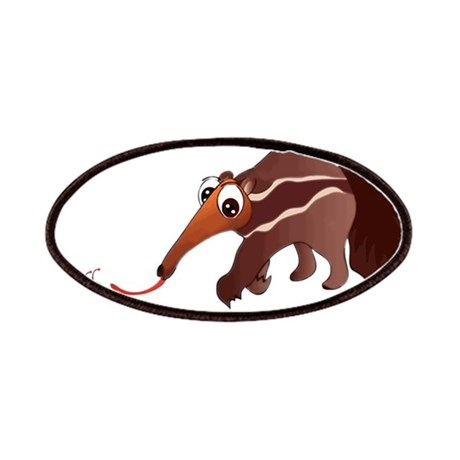 460x460 Anteater Patches Iron On Anteater Patches