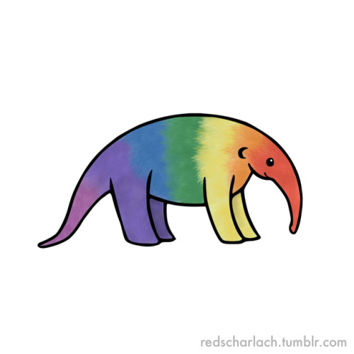 500x500 That Is A Happy Anteater Tumblr