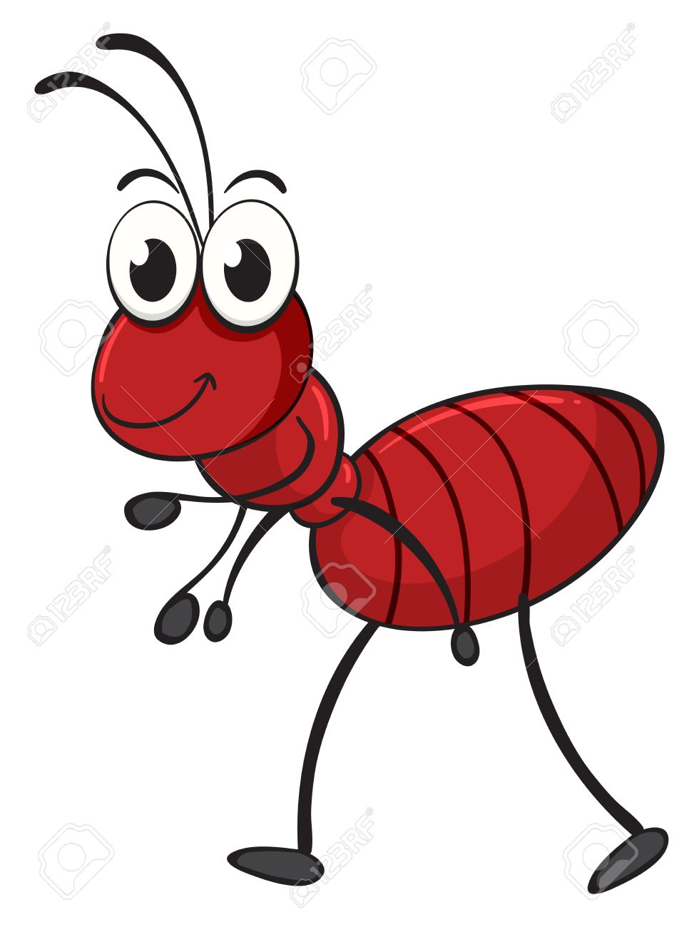 980x1300 4,836 Ant Cartoon Cliparts, Stock Vector And Royalty Free Ant