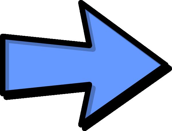 Cartoon Arrow Clipart