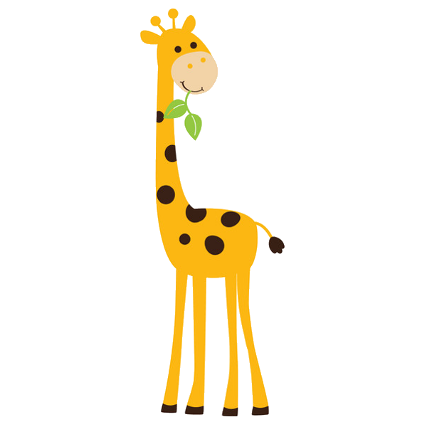 600x600 Baby Giraffe Clipart 4 Giraffe Clip Art Baby Free Image