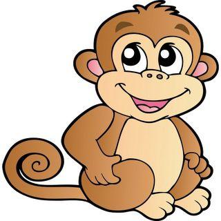 320x320 Monkey Face Cute Cartoon Monkeys Clip Art Cartoon Images