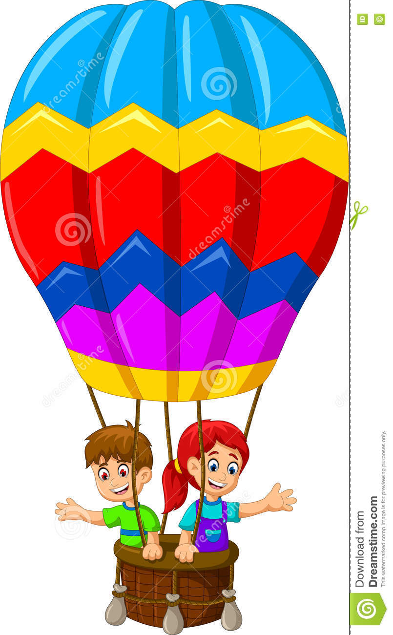 805x1300 Hot Air Balloon Clipart Cartoon