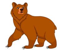 210x167 Clipart Bear