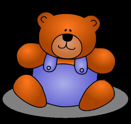 503x477 Teddy Bear Clip Art Free Clipart 3 Image