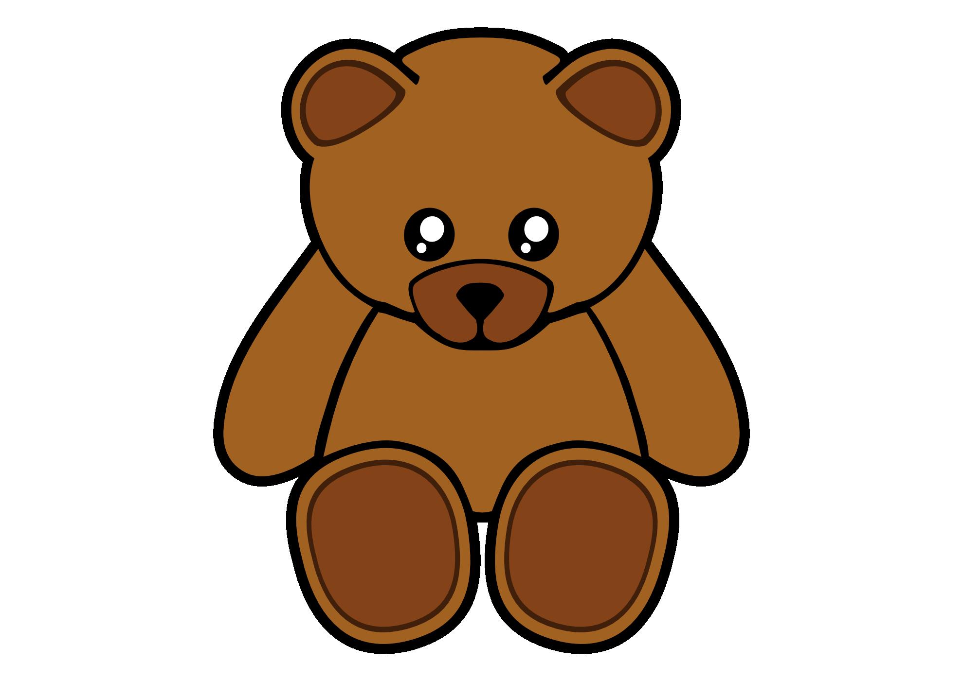1979x1399 Teddy Bear Clipart Image Clip Art A Teddy Bear 2 Clipartwiz