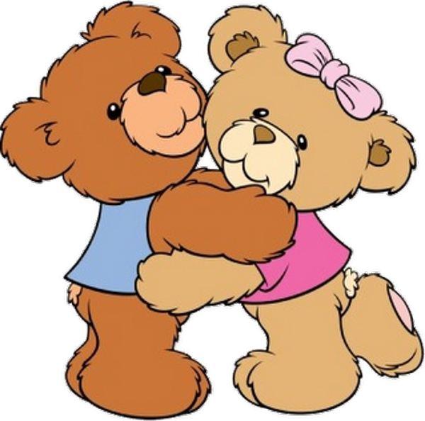 600x594 Bear Clip Art Cartoon Free Clipart Images