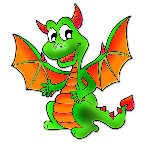 600x600 Dragon Clipart, Suggestions For Dragon Clipart, Download Dragon