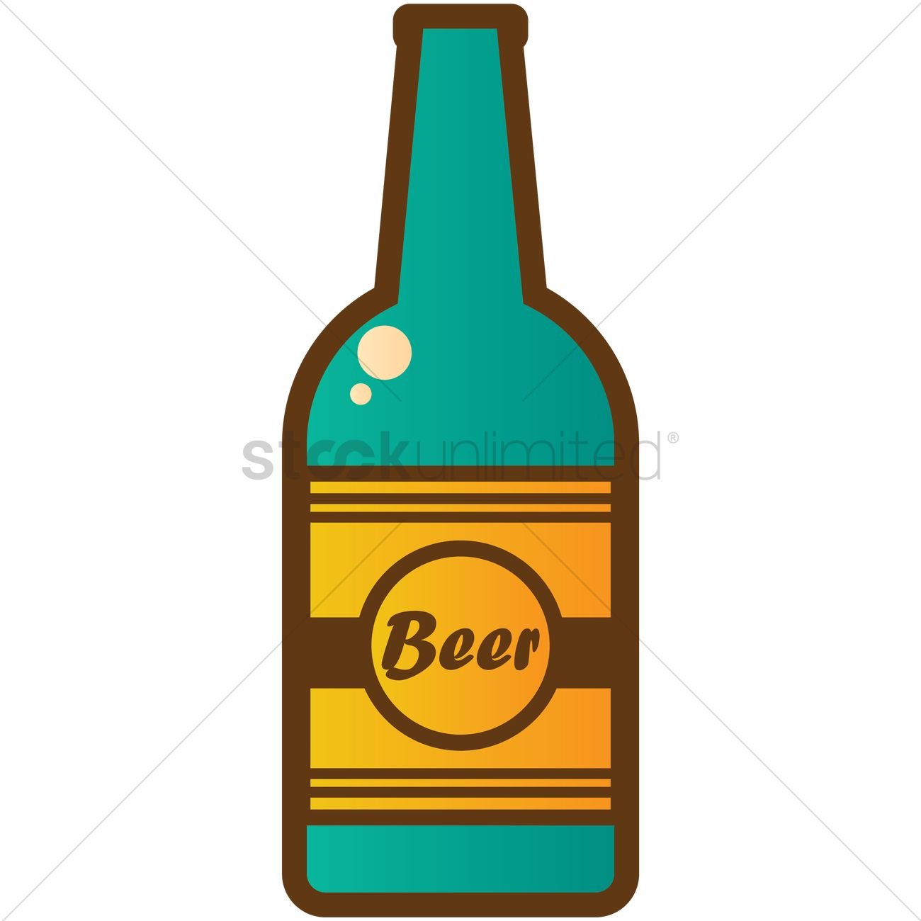 Cartoon Beer Mug Clipart