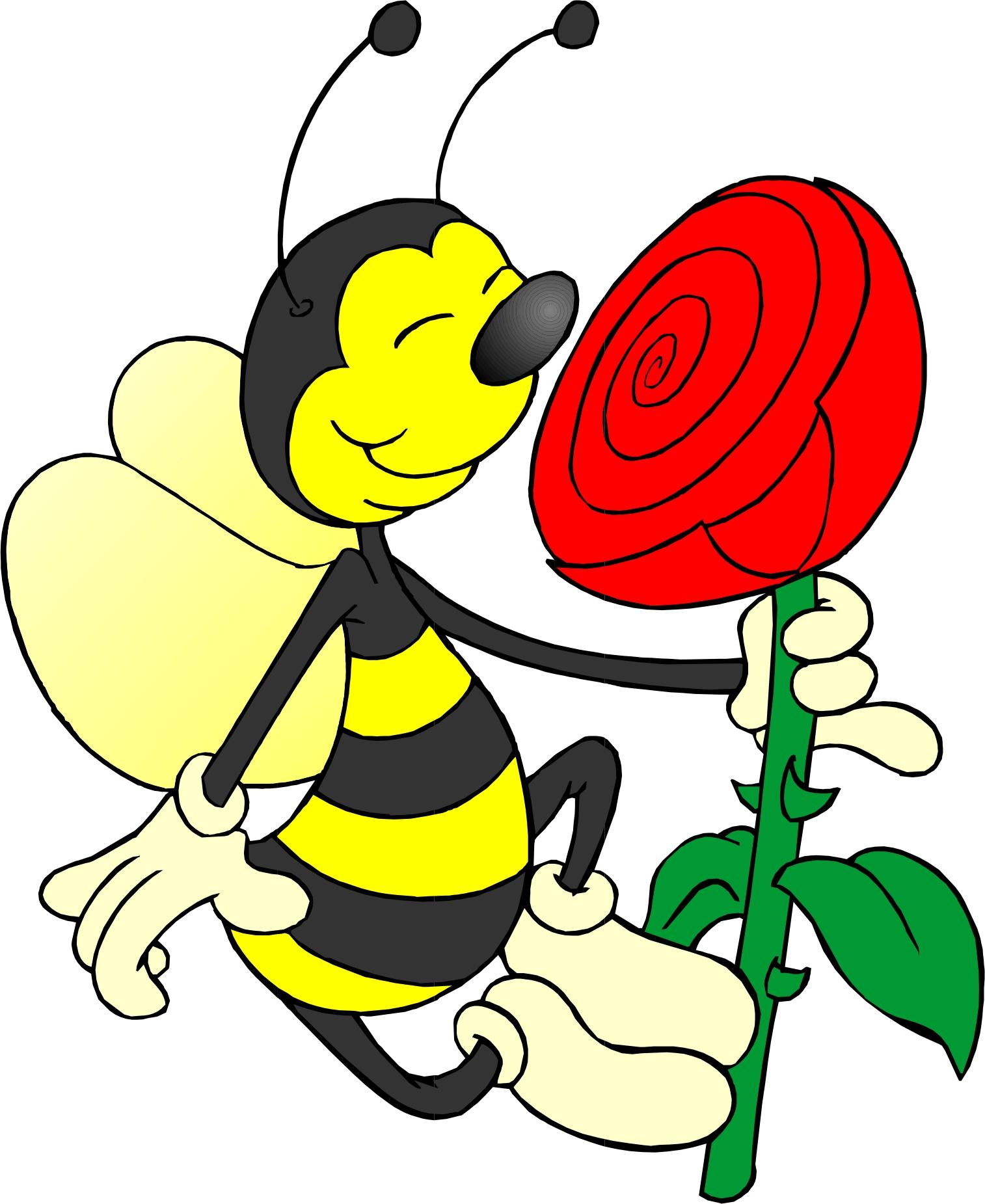 1514x1851 Bee Images Cartoon