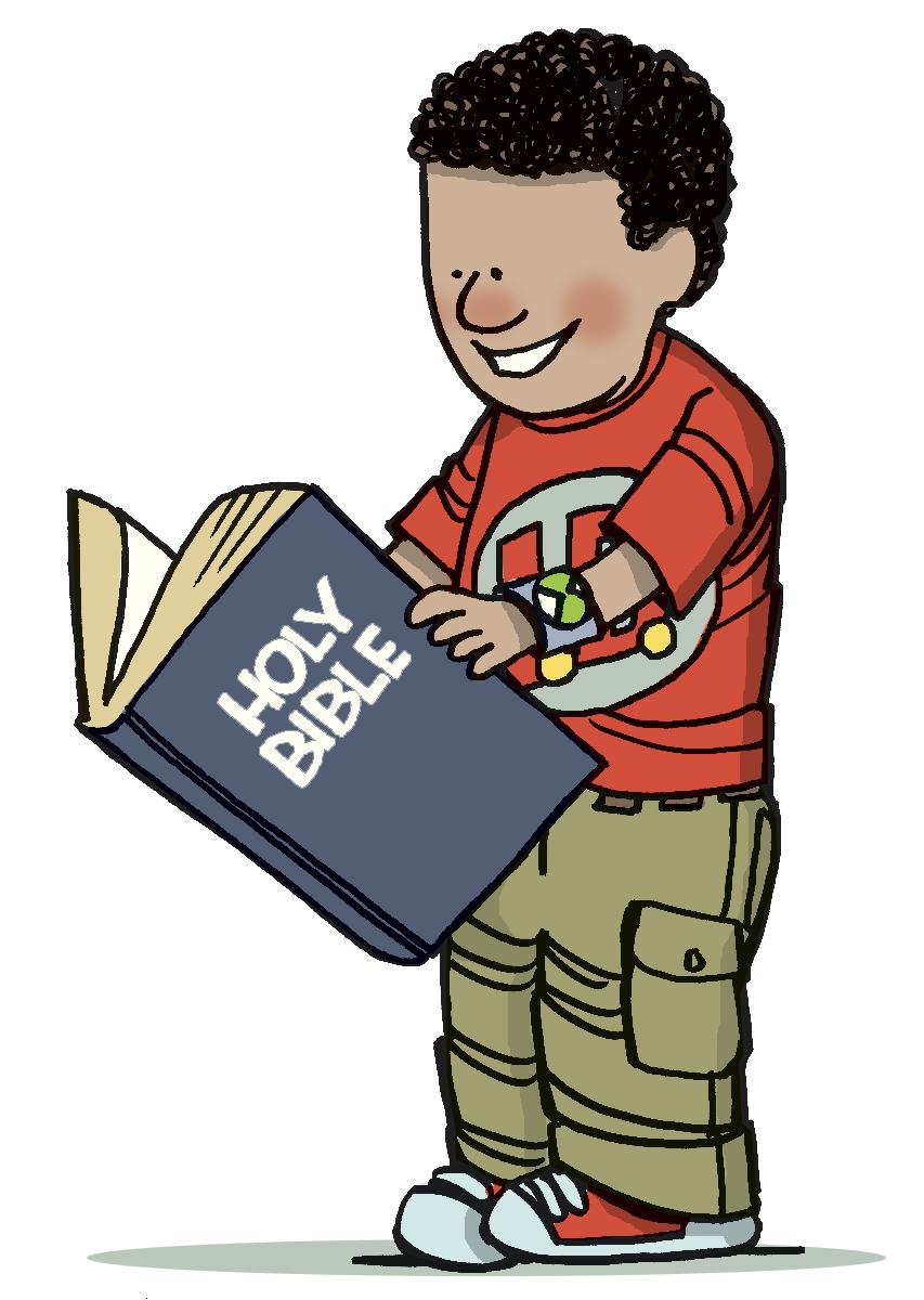 853x1200 Kids Bible Clipart