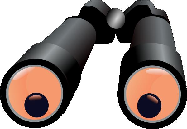 600x412 Binoculars Jh Clip Art
