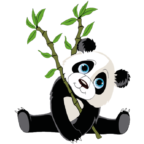 600x600 Panda Bears Cartoon Animal Images Free To Download.all Bears Clip