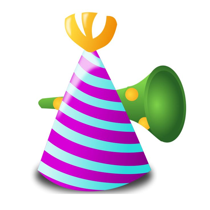 736x736 Birthday Hat Clip Art Clip Art Clip Art And Cards