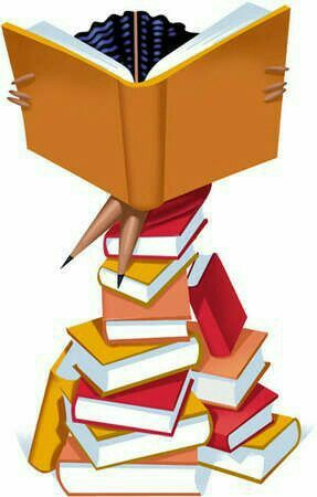 books cartoon reading library studying clip cartoons stack read clipart illustration study nooks seated clipartmag literary struggle juggle reader worms