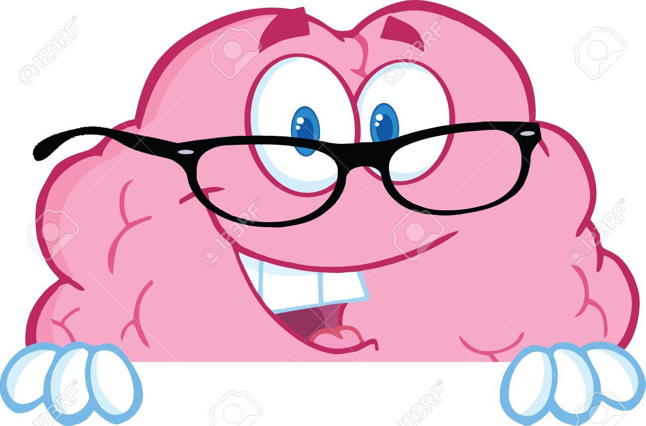 Cartoon Brain Clipart   Free download best Cartoon Brain Clipart ... for Smart Cartoon Brain  56mzq