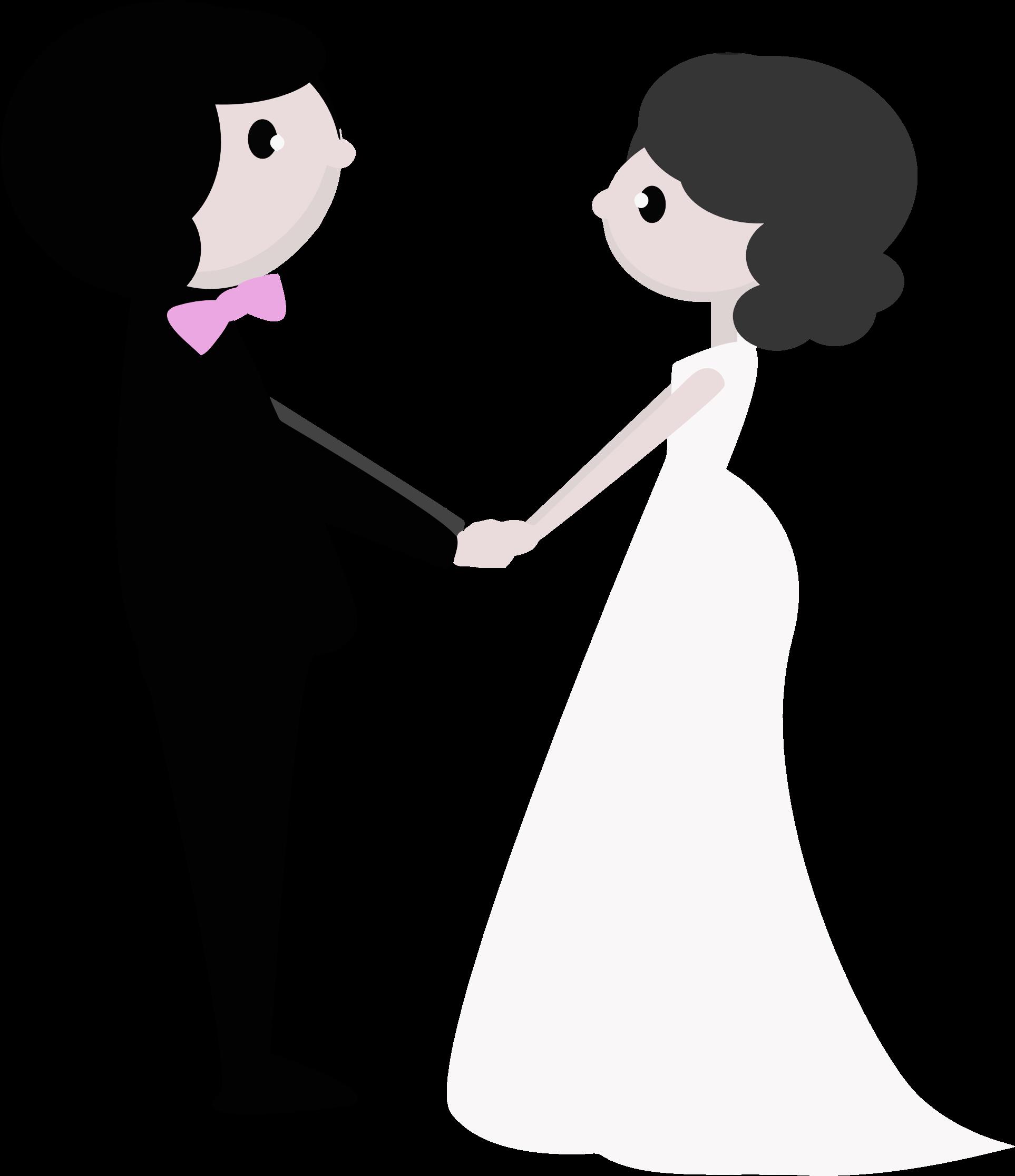 1926x2232 Bride Clipart Background